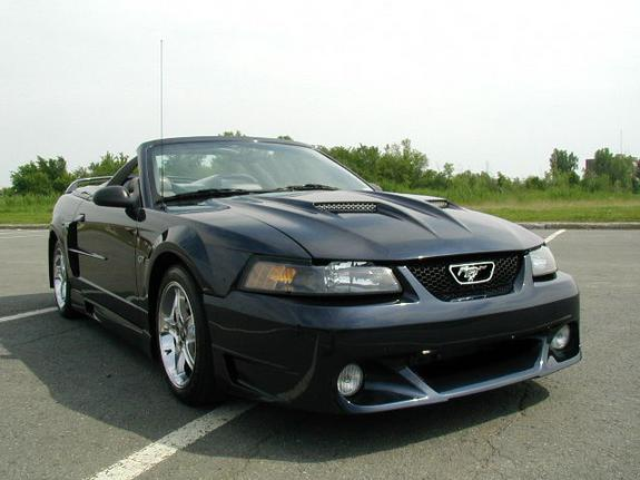 2001 Ford Mustang. 2001 Ford Mustang